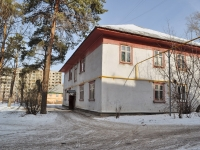 Yekaterinburg, Gazorezchikov alley, house 40. Apartment house