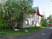 neighbour house: alley. Gazorezchikov, house 40. Apartment house