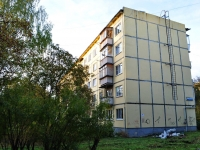 Yekaterinburg, Bratskaya st, house 17. Apartment house