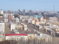 Yekaterinburg, Bratskaya st, house 8. Apartment house