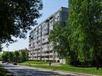 neighbour house: st. Bratskaya, house 10. Apartment house