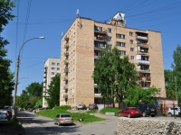 neighbour house: st. Bratskaya, house 12. hostel