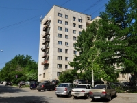 neighbour house: st. Bratskaya, house 14. hostel