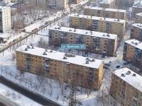 叶卡捷琳堡市, Bratskaya st, 房屋 23. 公寓楼