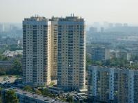 叶卡捷琳堡市, Bratskaya st, 房屋 27 к.3. 公寓楼