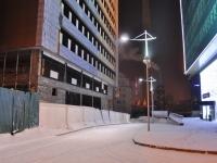 neighbour house: st. 8th Marta, house 45/СТР. building under construction