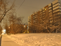 Yekaterinburg, 8th Marta st, house 80. Apartment house