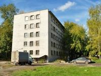 叶卡捷琳堡市, 宿舍 Уральского государственного горного университета, 8th Marta st, 房屋 82А