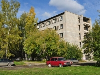 叶卡捷琳堡市, 宿舍 Уральского государственного горного университета, 8th Marta st, 房屋 82Б
