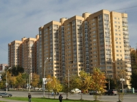 Yekaterinburg, 8th Marta st, house 173. Apartment house