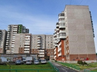 Yekaterinburg, 8th Marta st, house 185/4. Apartment house