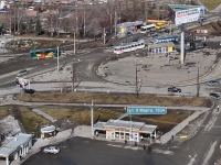 Yekaterinburg, 8th Marta st, house 183А. fuel filling station