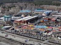 "Yekaterinburg, market ""Ботанический"", 8th Marta st, house 204Б"