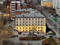 соседний дом: ул. 8 Марта, дом 82. общежитие Уральского государственного горного университета