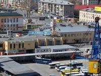 Yekaterinburg, bus station Южный, 8th Marta st, house 145