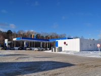 Yekaterinburg, fuel filling station АЗС Газпромнефть-Урал, Чкаловский район, №33, 8th Marta st, house 271