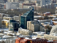 "Yekaterinburg, office building ""Саммит"", 8th Marta st, house 51"