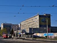 Yekaterinburg, university Уральский государственный экономический университет, 8th Marta st, house 62
