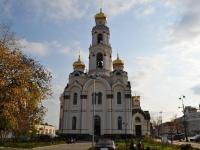 Yekaterinburg, temple Большой Златоуст, 8th Marta st, house 17А