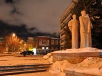 Екатеринбург, памятник Декабристамулица 8 Марта, памятник Декабристам