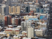 Yekaterinburg, st 8th Marta, house 12А. office building