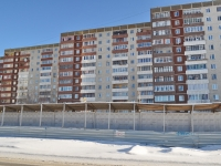 Yekaterinburg, Bolshakov st, house 22 к.3. Apartment house