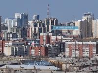 叶卡捷琳堡市, Bolshakov st, 房屋 111. 公寓楼
