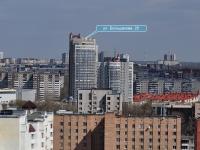 Yekaterinburg, Bolshakov st, house 25. Apartment house