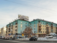 Yekaterinburg, Furmanov st, house 55. Apartment house