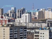 叶卡捷琳堡市, Furmanov st, 房屋 66. 公寓楼