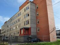 Yekaterinburg, governing bodies Трамвайно-троллейбусное управление, Frunze st, house 26