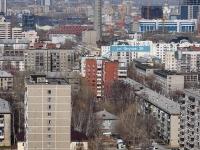 叶卡捷琳堡市, Frunze st, 房屋 39. 公寓楼