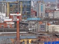叶卡捷琳堡市, Frunze st, 房屋 20. 公寓楼