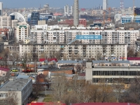 Екатеринбург, улица Фрунзе, дом 40. жилой дом с магазином