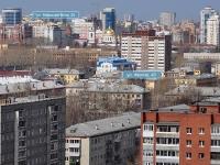 Yekaterinburg, Frunze st, house 43. Apartment house
