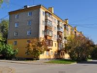 Yekaterinburg, st Otto Shmidt, house 72. Apartment house