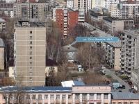 Екатеринбург, улица Отто Шмидта, дом 48А. многоквартирный дом