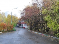 "Yekaterinburg, nursery school №546 ""Семицветик"", Palisadnaya st, house 8Б"