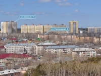 Yekaterinburg, Palisadnaya st, house 8. Apartment house