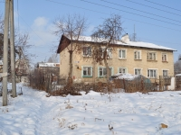 Yekaterinburg, Zenitchikov st, house 110. Apartment house