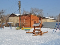 Екатеринбург, улица Зенитчиков, хозяйственный корпус