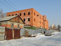 Yekaterinburg, Zenitchikov st, building under construction