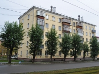 Yekaterinburg, Ferganskaya st, house 18. Apartment house
