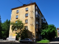 neighbour house: st. Ferganskaya, house 6. Apartment house