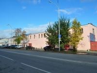 Yekaterinburg, Stepan Razin st, house 61. service building