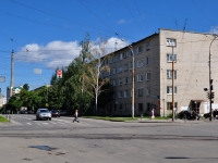 Yekaterinburg, Stepan Razin st, house 51. Apartment house