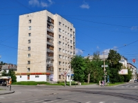 neighbour house: st. Stepan Razin, house 58. Apartment house