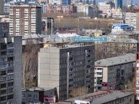 Екатеринбург, улица Степана Разина, дом 78. многоквартирный дом