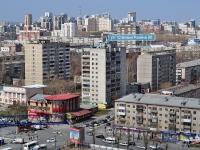 Екатеринбург, улица Степана Разина, дом 80. многоквартирный дом