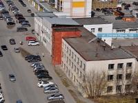Yekaterinburg, Stepan Razin st, house 109. multi-purpose building